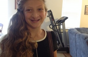 12-year old born with bilateral cleft lip and palate shares her own story