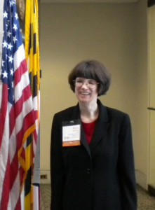 Photo of Me on Capitol Hill for the CPF